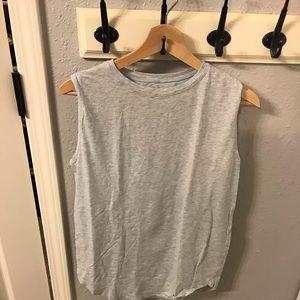LULULEMON Muscle Tshirt Size 6